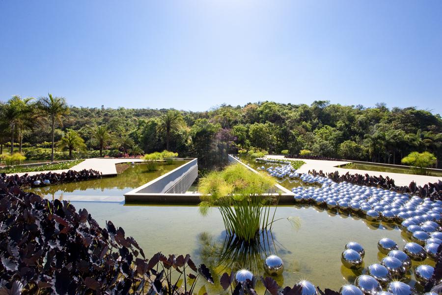 inhotim - lugares baratos para viajar no brasil