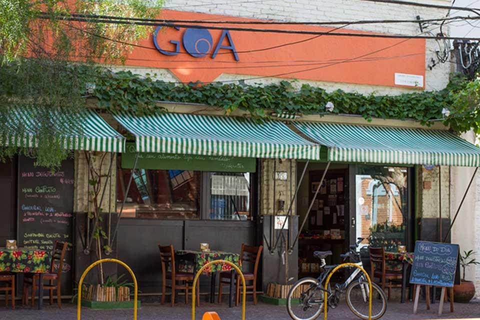 Resultado de imagem para Goa Vegetariano