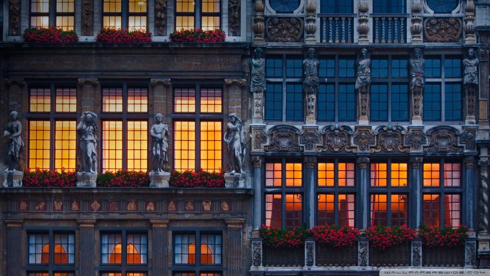 Capital da Europa, Bruxelas é uma excelente opção durante todo o ano