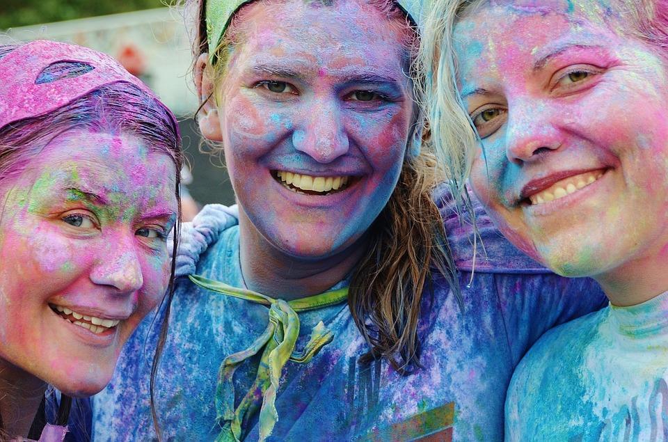 qualidade de vida 3 - mulheres felizes