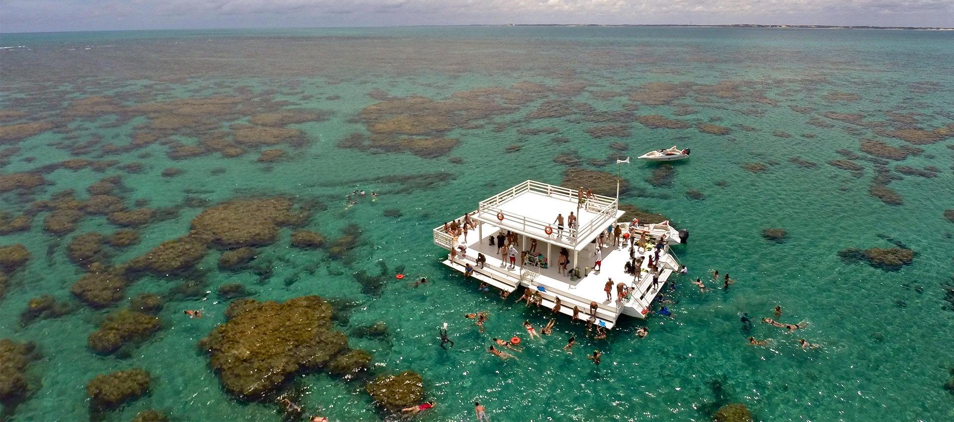 maracajaú - praias secretas do brasil