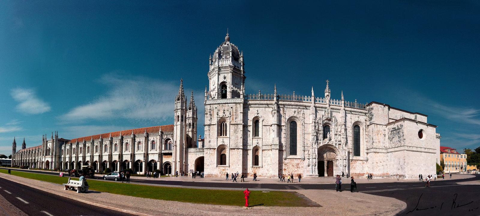 Mosteiro dos Jerônimos.