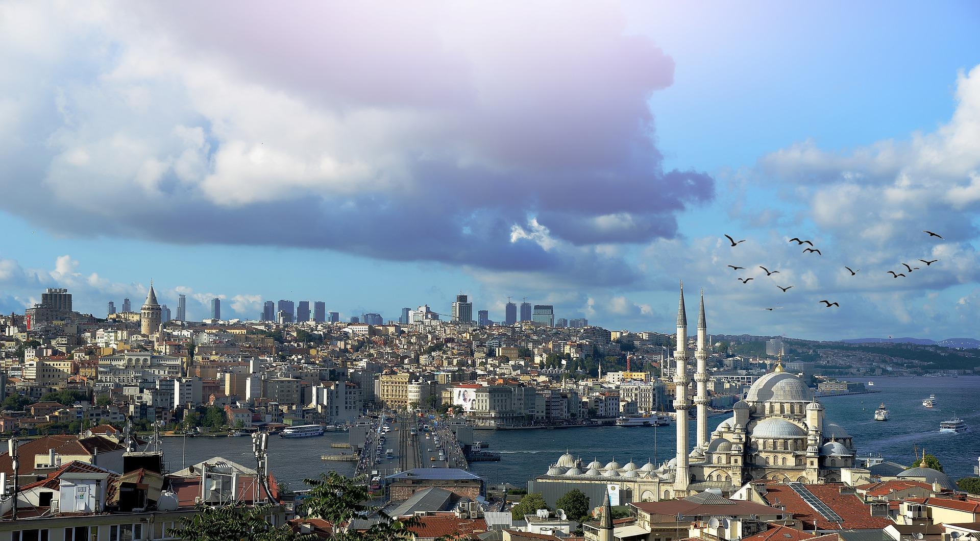 cidades mais fotografadas do mundo - Istambul