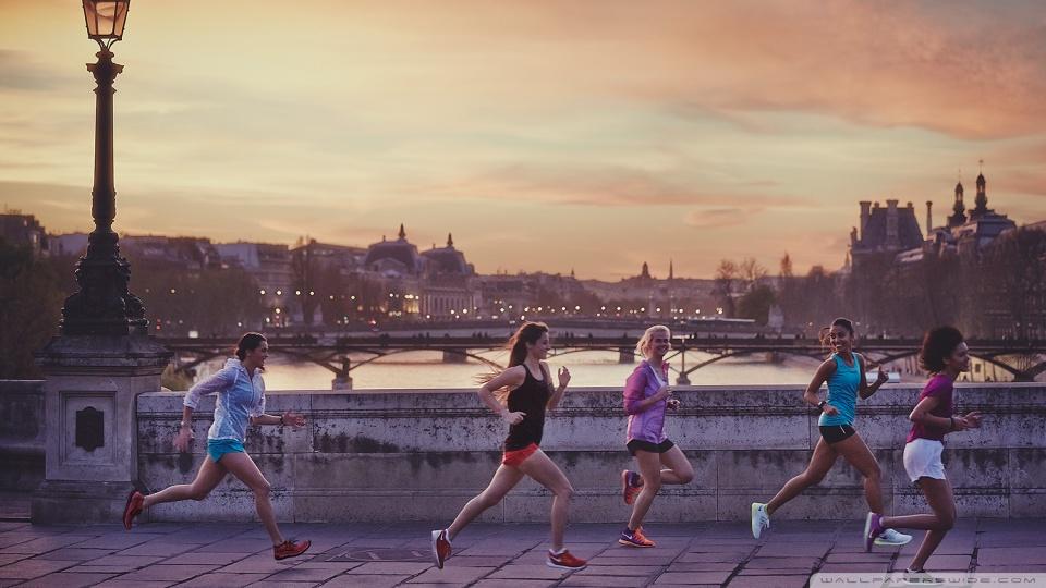 Corrida ajuda a queimar gordura