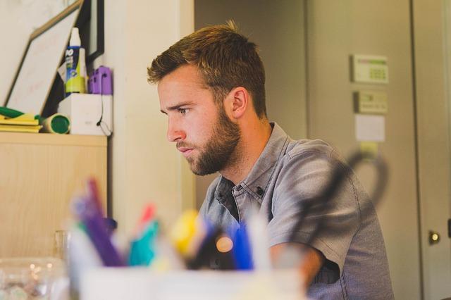 como manter a concentração no trabalho