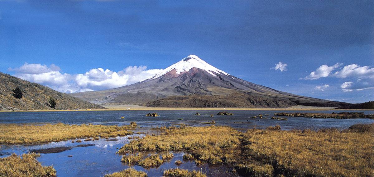 Parque Nacional Cotopaxi - Equador