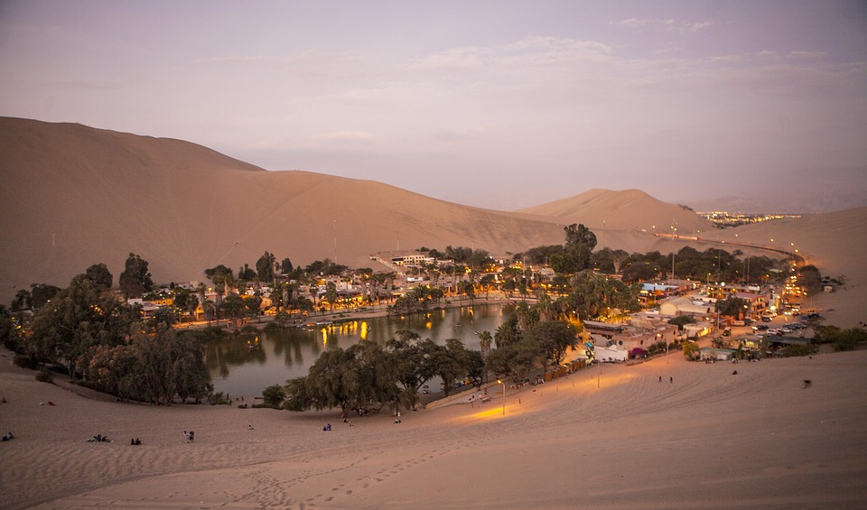 Destinos da América do Sul - Huacachina