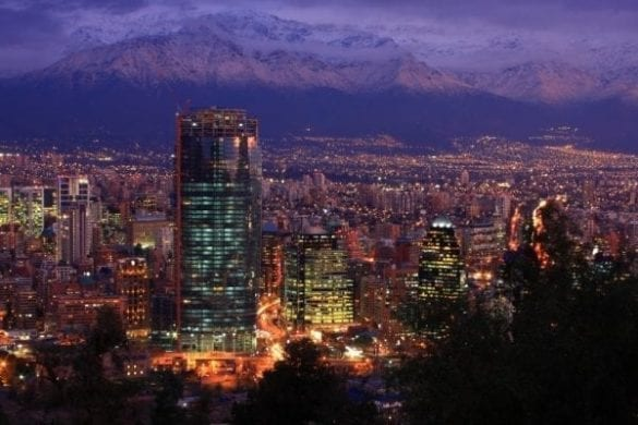pontos turísticos do Chile