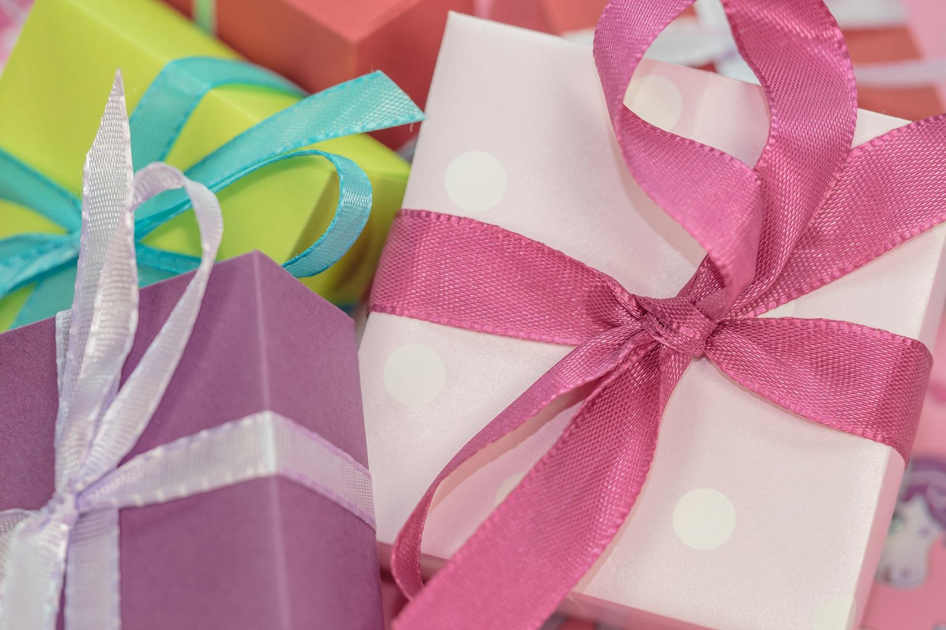 Se dar presentes