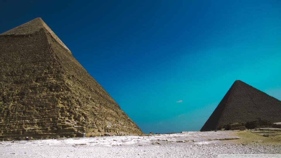 Necrópole de Gizé também chama a atenção por ser um dos melhores destinos do Egito