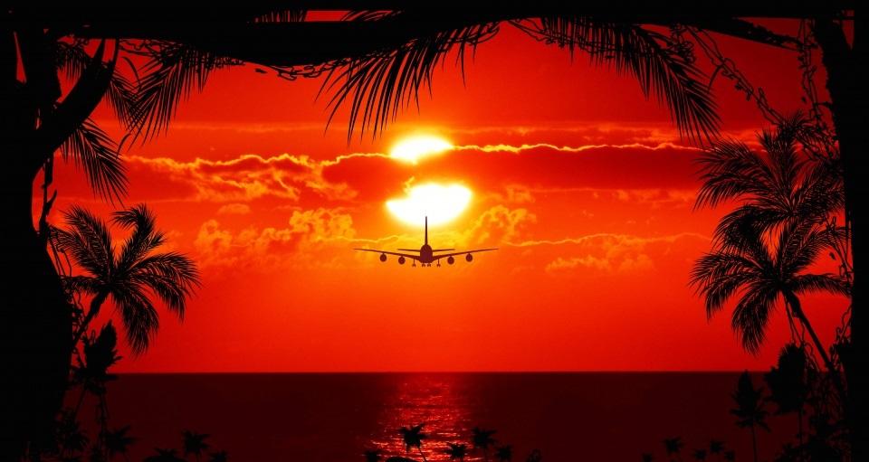 Avião Férias e Viagens
