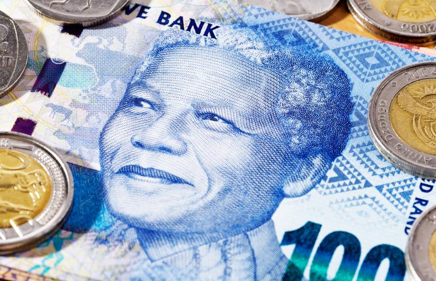 Rands, moeda local