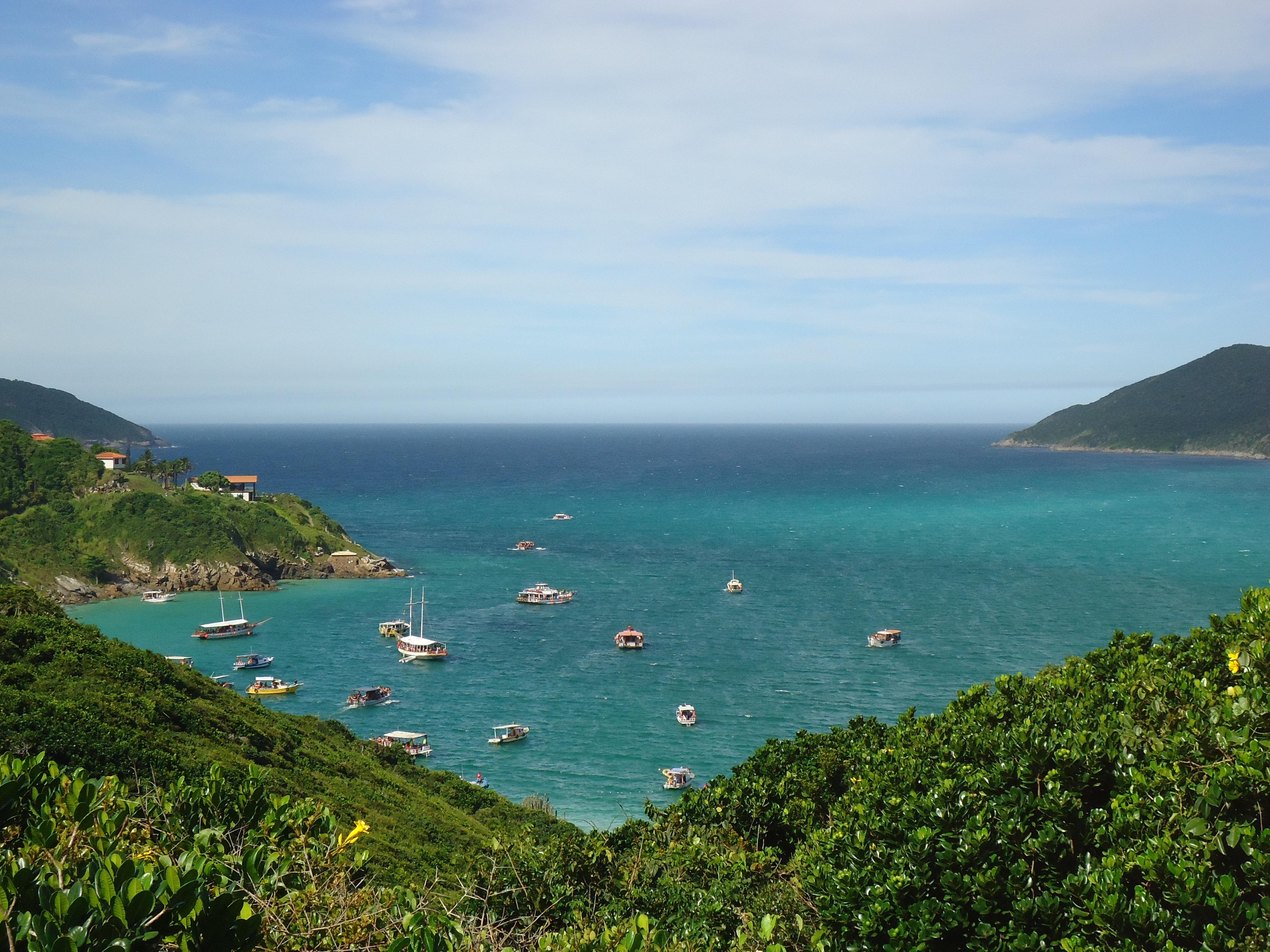 Roteiros de viagens pelo Brasil em 2017