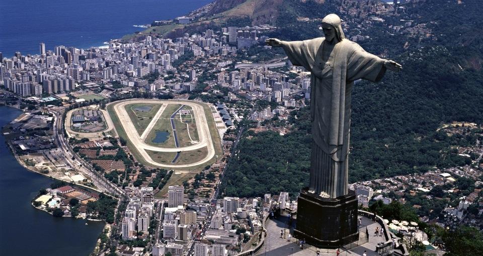 Estátua Cristo Redentor RJ