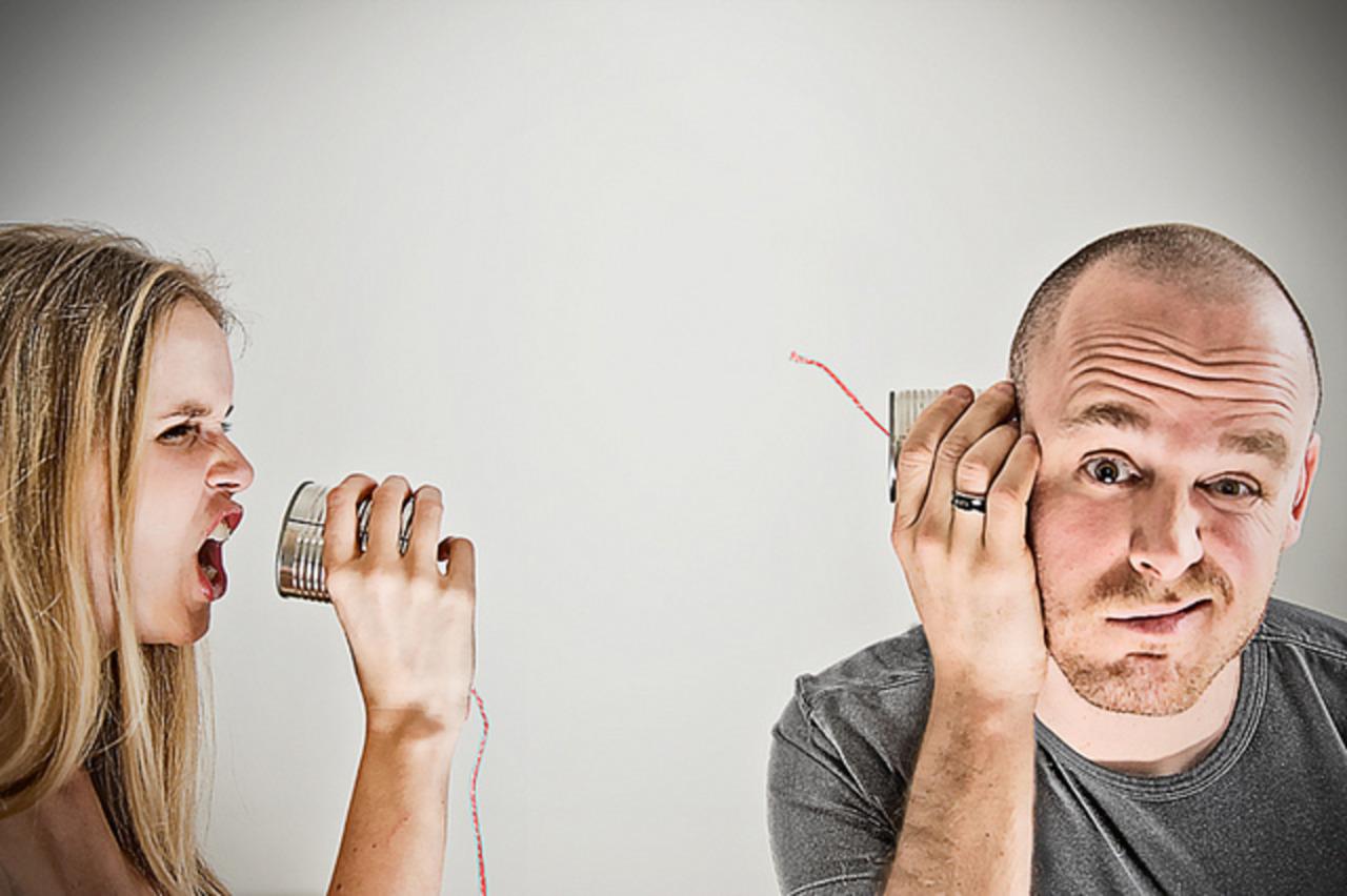 comunicação pessoal no trabalho