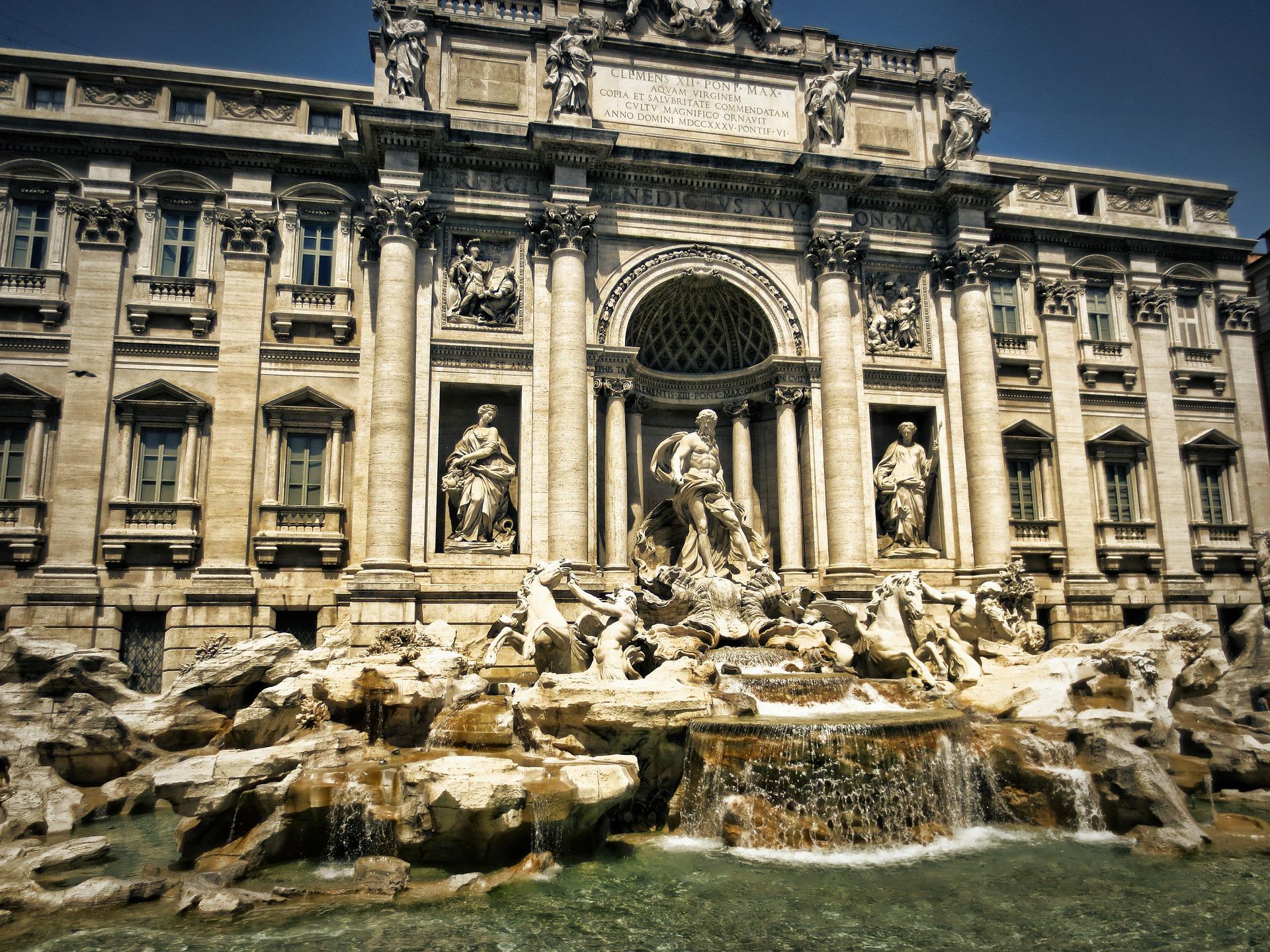 Roma - cidades mais fotografadas do mundo