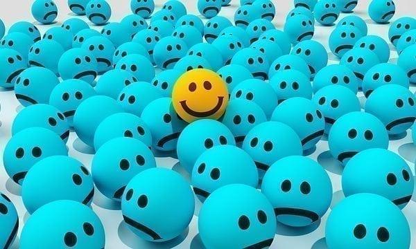 vida mais feliz