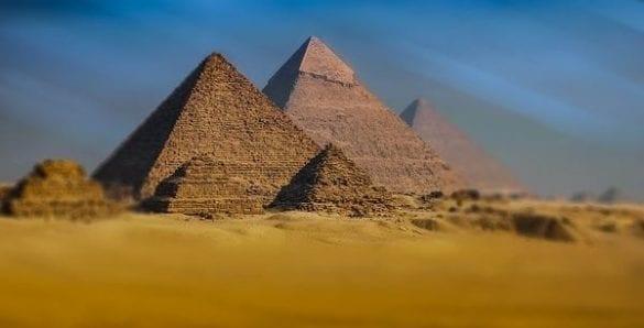 visitar as pirâmides do Egito