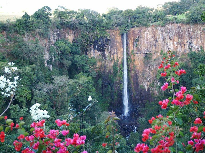 Cachoeira do Itambé cachoeiras do Brasil beleza natural