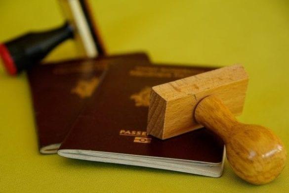 Documentos para levar para a Europa em 2017