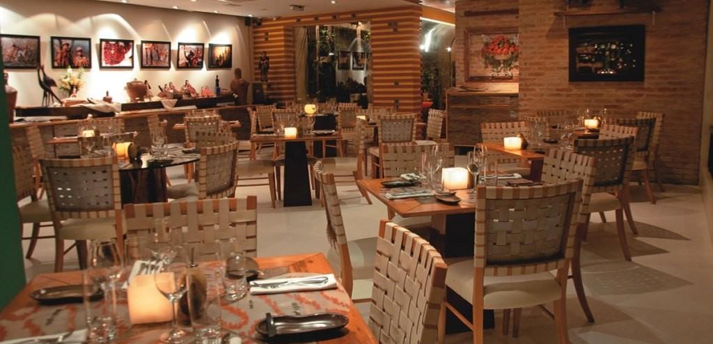 Melhores restaurantes do brasil