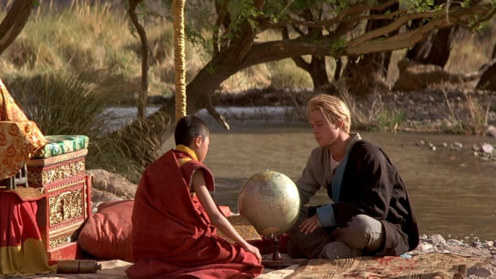 Sete Anos no Tibet Filmes sobre viagens