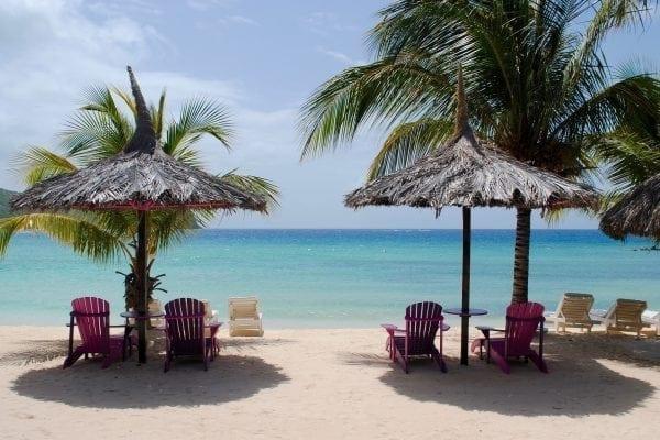 Viagem ao Caribe em 2017