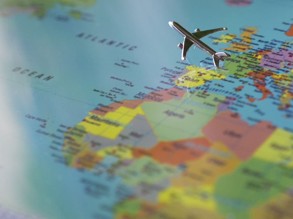 países que lideram o ranking para trabalhar como estrangeiro - mapa mundi