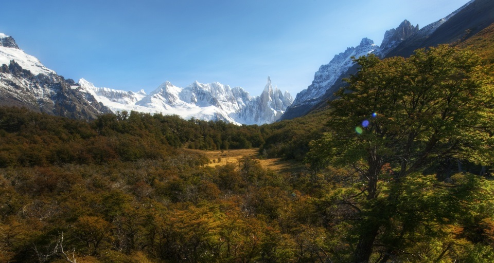 Natureza exuberante mochilão patagônica argentina