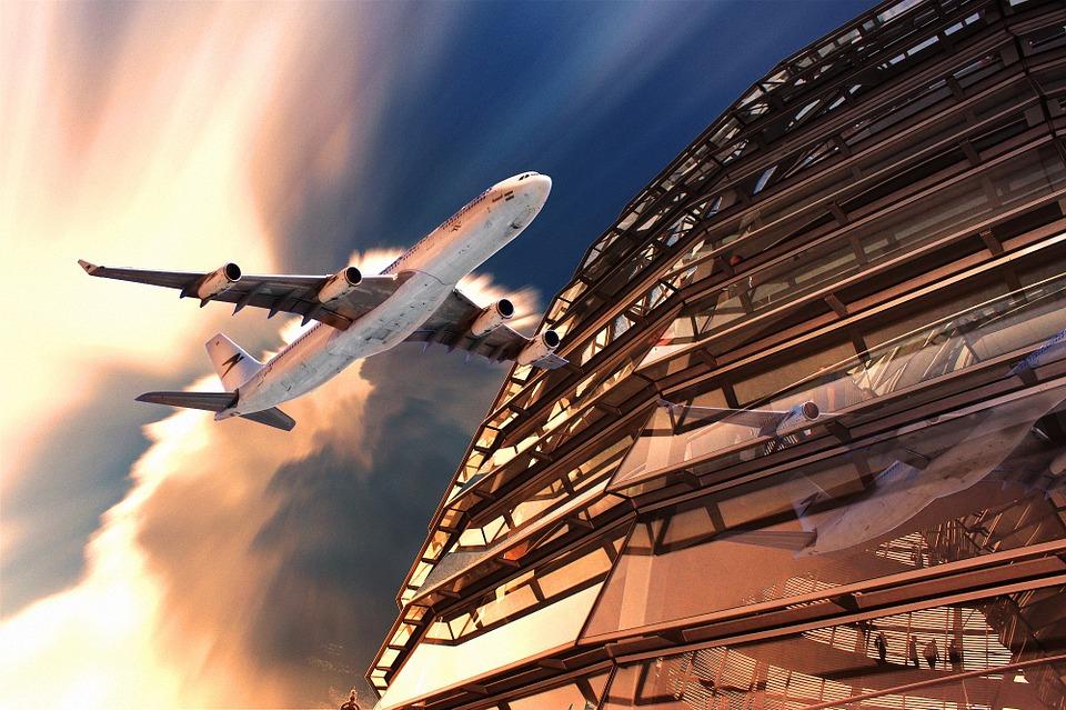 aviao - lugares mais caros do mundo para viajar
