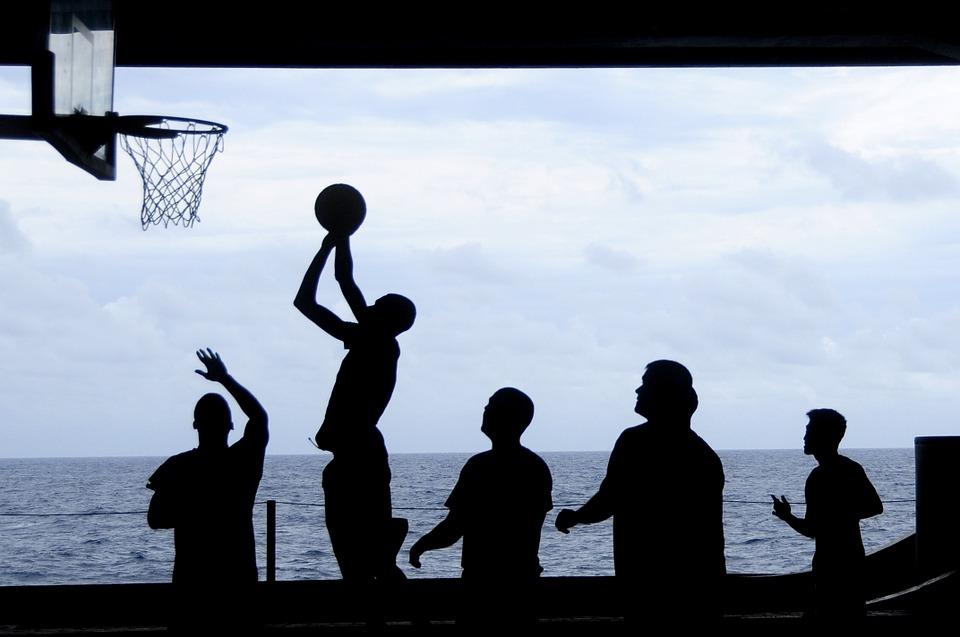 basquete - esportes para praticar em família em 2017