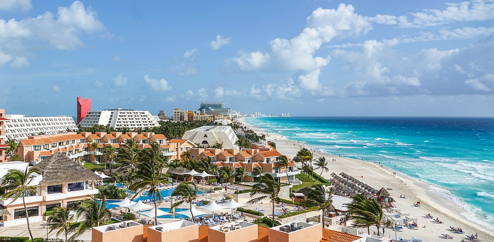 cancun - lugares mais caros do mundo para viajar