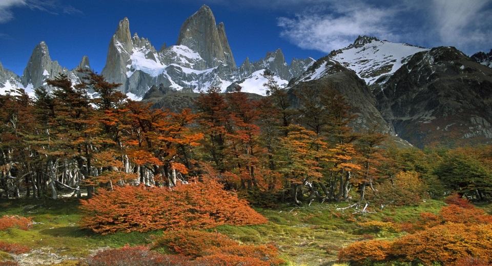Glaciares patagônia argentina