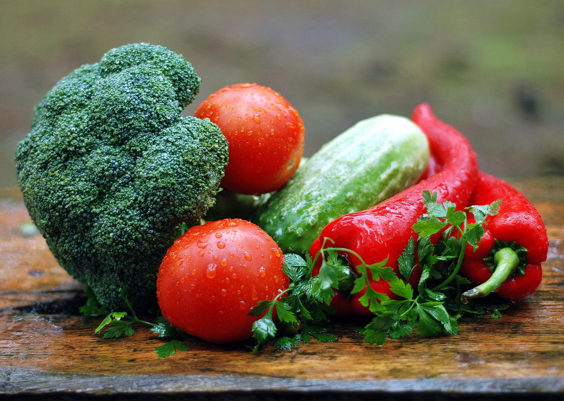 Cuide bem da higienização dos alimentos