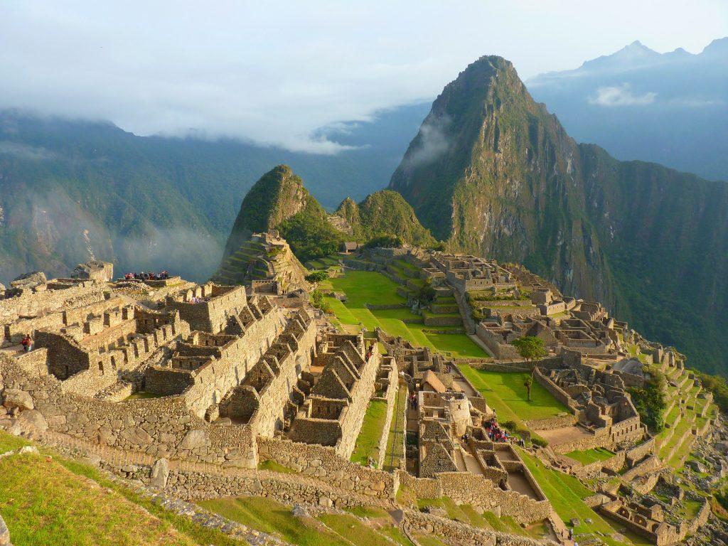 os melhores pontos turísticos de Machu Picchu