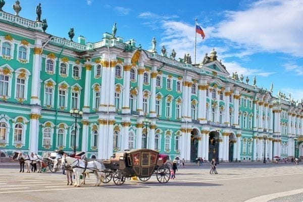 Conheça agora os melhores destinos da Rússia