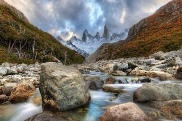 mochilão na patagônia argentina