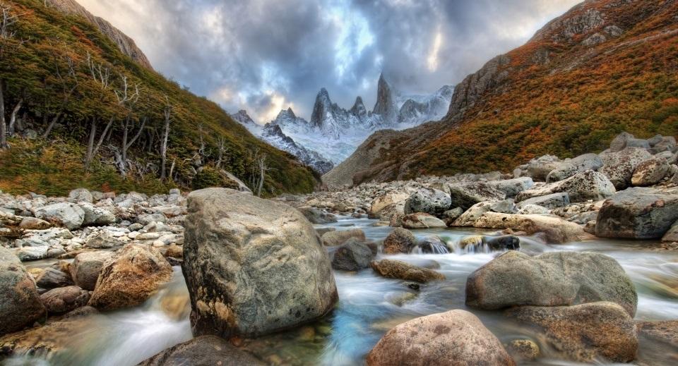 Como chegar mochilão na patagônia argentina