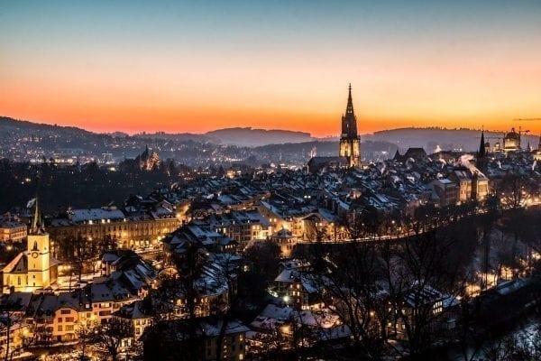 O melhor da Suíça: está tudo bem aqui