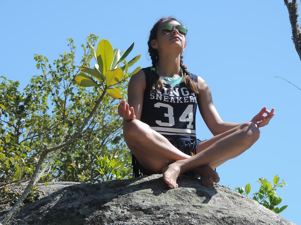 meditação - aliviar o estresse em 2017
