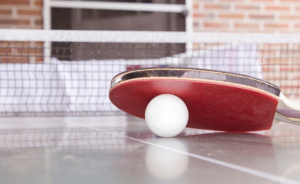 pingue-pongue - esportes para praticar em família em 2017