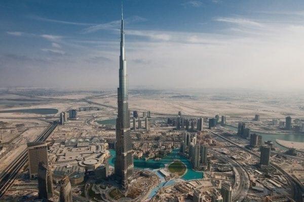 pontos de interesse em Dubai