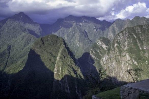 pontos turísticos de Machu Picchu