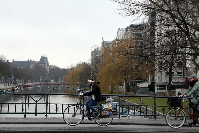 turismo em Amsterdã em 2017