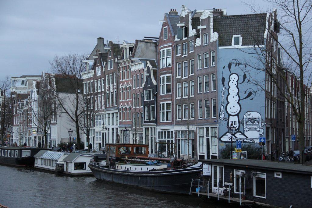 Turismo em Amsterdã em 2017 5 milhões