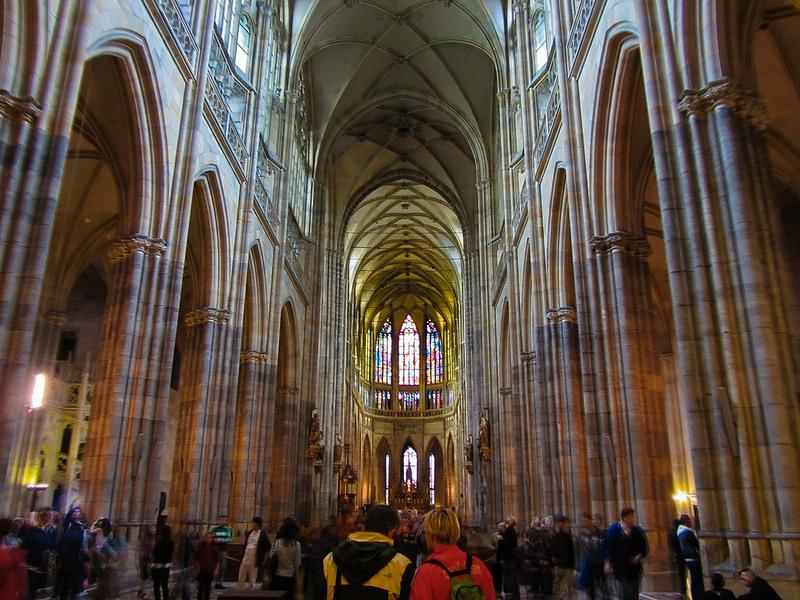 pontos de interesse em Praga Catedral São Vito