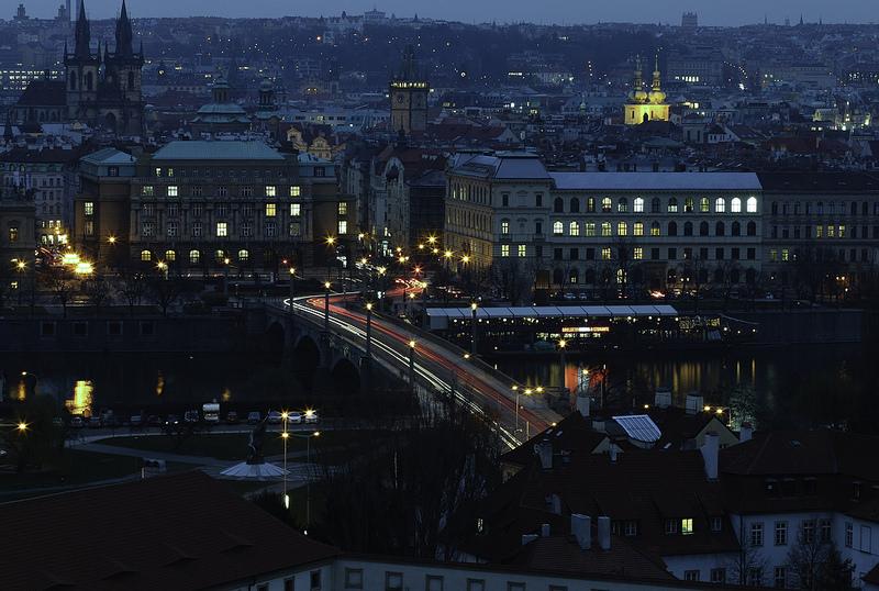 Praga cidade mais civilizada grandiosa Europa