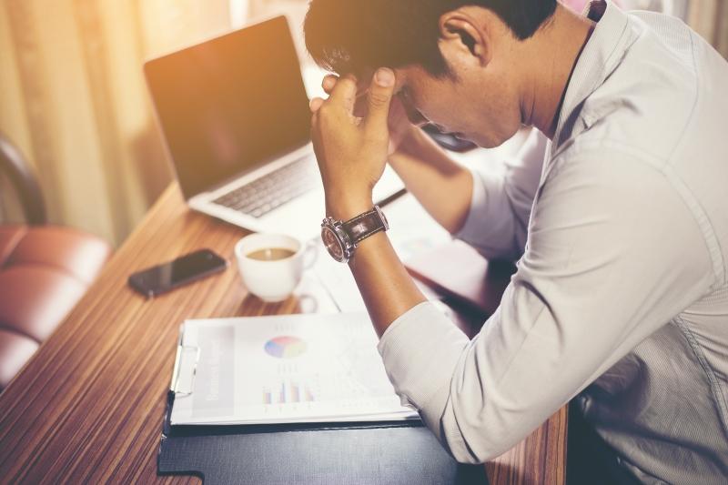 eliminar depressão no trabalho