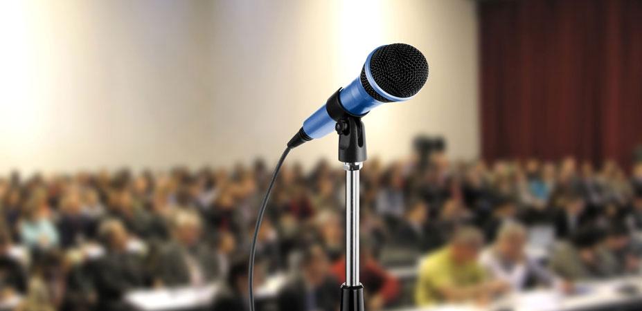 negócios de palestras funciona?