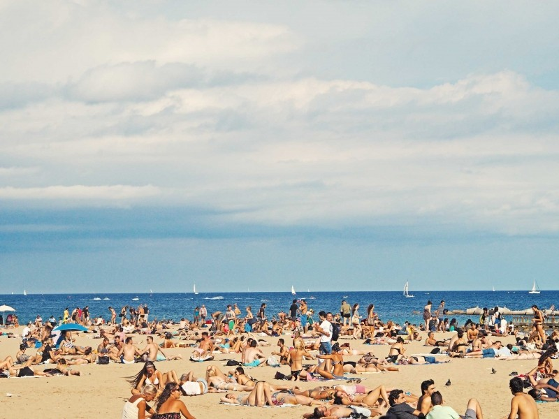 turismo em Barcelona praias